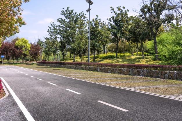 asfaltiranje dvorišč cest dovoznih poti13