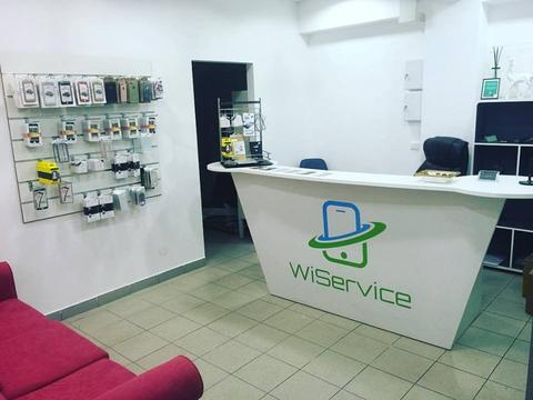 WiService, iPHONE SERVIS IN PRODAJA