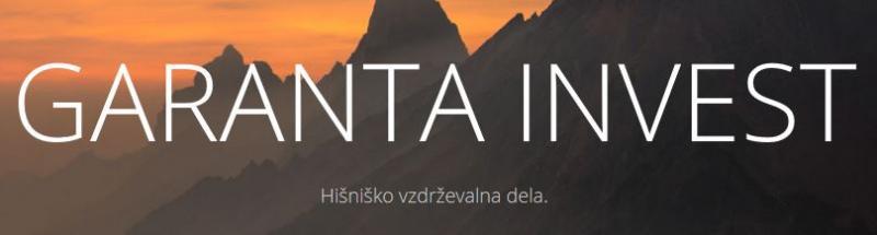 GARANTA INVEST, KAMNIK