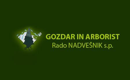 GOZDAR IN ARBORIST RADO NADVEŠNIK S.P., LJUBLJANA