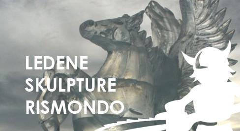 LEDENE SKULPTURE RISMONDO, SMLEDNIK