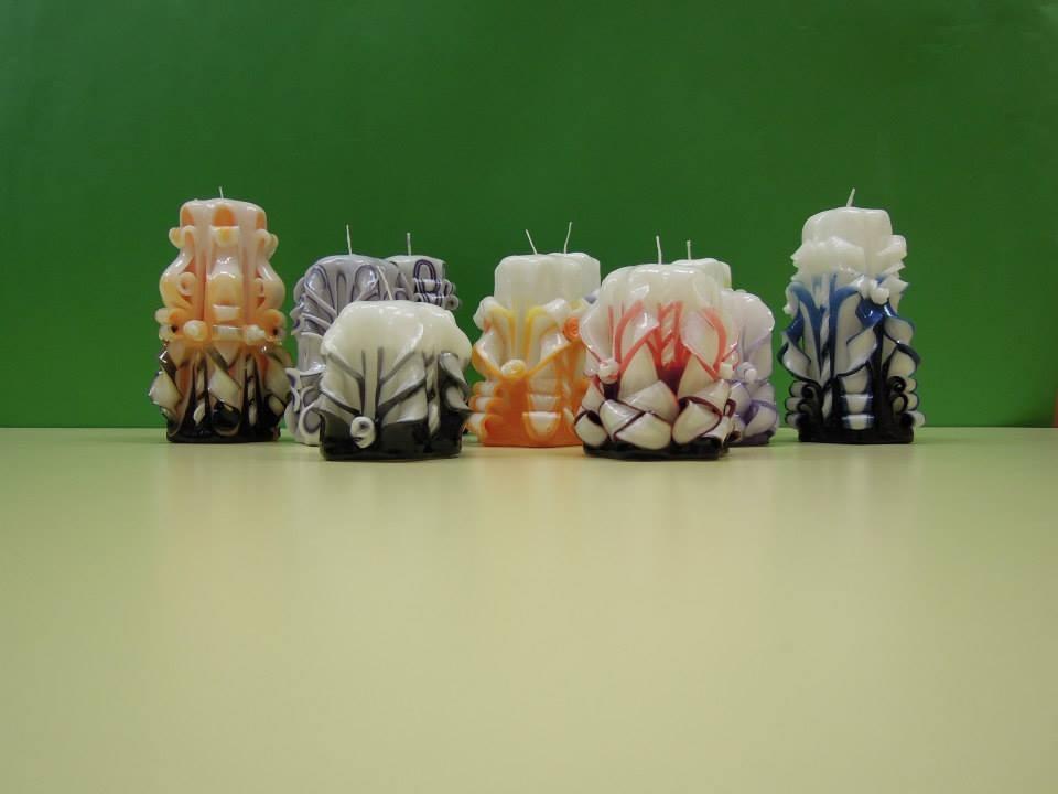 Svece, adventne, disece, porocne, gorilni gel, vizitke, roze, vaze, podstavki, svileno cvet12