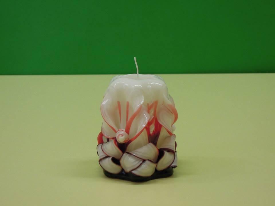 Svece, adventne, disece, porocne, gorilni gel, vizitke, roze, vaze, podstavki, svileno cvet13