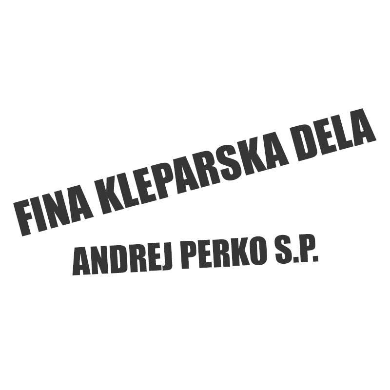 FINA KLEPARSKA DELA ANDREJ PERKO, NOTRANJE GORICE