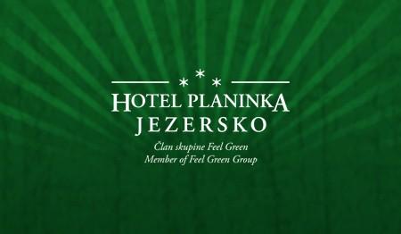 HOTEL PLANINKA, JEZERSKO