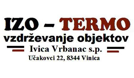 IZO-TERMO, TESNENJE OKEN IN VRAT, VINICA