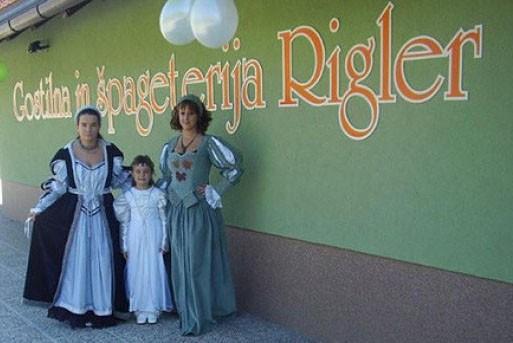 GOSTILNA IN ŠPAGETERIJA RIGLER, GRAHOVO