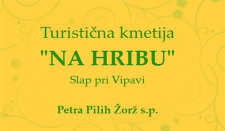 VINSKA KLET, SOBE, SOBE VIPAVA, POLPENZION 35 €, TURISTIČNA KMETIJA NA HRIBU, VIPAVA