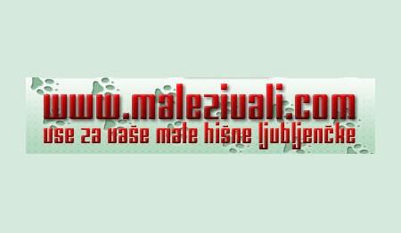 DISKOM, MALE-ZIVALI.COM, SLOVENSKA BISTRICA