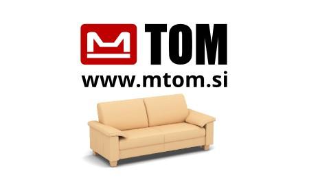 M TOM, TOVARNA OBLAZINJENEGA POHIŠTVA, MOKRONOG