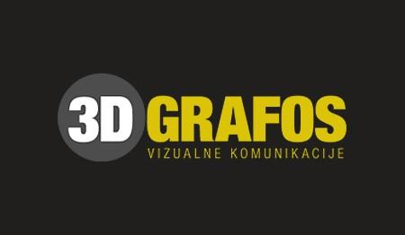 3D GRAFOS, OBLIKOVANJE, D.O.O., RADOMLJE